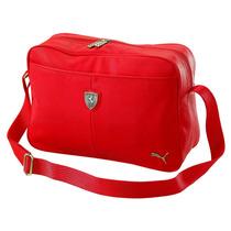 Bolso Puma Ferrari Ls Reporter Handbag Ferrari Oficial
