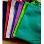 Bolsas De Friselina De Colores Con Cordón (color A Elección)