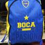 Mochila Boca Juniors Licencia Oficial.