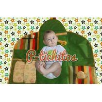 Cambiador Para Bebé - Organizador Incluido!grande Y Practico