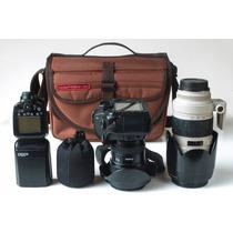 Bolso Cotidiano Para Fotografía - Alta Gama