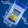 Funda Sumergible P/celulares Super Protección!triple Zip !!