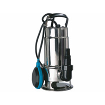 Bomba Sumegible Gamma Acero Desagote Agua Turbia 550w 3201