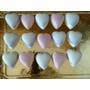 Chocolates Artesanales En Forma De Corazones