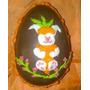 Huevos Conejo De Pascua Chocolate N° 25 Entrega Sin Cargo