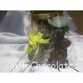 Huevo De Pascua N7 50 Grs Chocolate Gourmet Con Confites