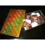 1/4 K Bombones Artesanales Gourmet Chocolate Macizo Rellenos