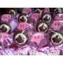 Chupetines De Chocolate De Carrozas Castillosprincesas