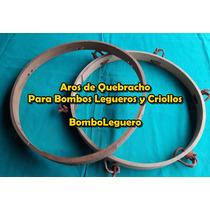 Aros Para Bombo Legueros Y Criollos