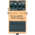 Boss Ac-3 Pedal Simulador De Guitarra Acustica
