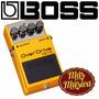 Boss Od-1x Pedal Overdrive, -20 Dbu, 1 M Ohm, 1 K Ohm