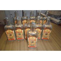 11 Botellas Antiguas. Dry Gin Como Nuevas . Englan London