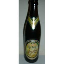 Botella Vacía De Cerveza Alemana Licher Weizen 500 Cc