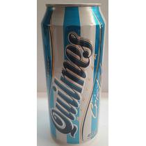Lata Cerveza Quilmes Edic. Mundial Brasil 2014 De 473 Ml
