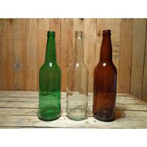 Envase Botella 660 Cc Pack X 30 Cerveza Artesanal