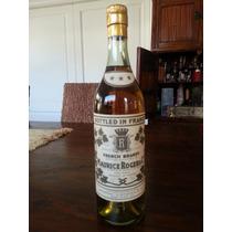 Brandy Frances Maurice Roger & Co -botella Antigua-coleccion