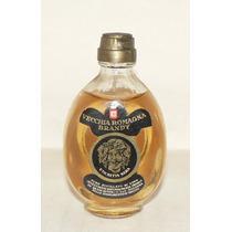 Botellita Miniatura Brandy Italiano Vecchia Romagna