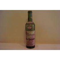 Vieja Botella De Vino Marques De Rio Grande (vacía)