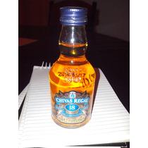 Whisky Chivas Regal 18 Años Añejo 50 Ml