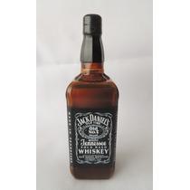 Botellita Whisky Jack Daniels Encendedor Recargable Mide 8,5
