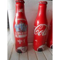 Coca Cola Botellita Conmemorativa De Aluminio Mundial 2014