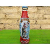 Botella De Coca Cola Llena Mini Hincha Mundial Ale. 2006