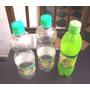 Botellas Plástico Fanta Y 7 Up