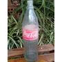 Botella Vidrio De Coca Cola 1,250 Litros Año 1995
