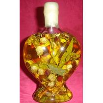 Rara Botella Decoracion Naturaleza Europea (589)