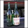Botella Agua Mineral Villavicencio