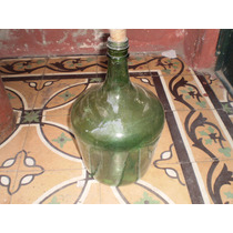 Botellon Antiguo Para Decoracion.