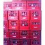 15 Envases De Coca Cola Y Pepsi (vidrio) Mdp