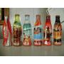 Botella De Coca Cola Verano 2002 Set Completo Vacias