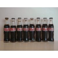 Coca Cola Botellitas Miniatura Infra Llenas Distintos Países