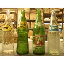 Antigua Botella Gaseosa Wink De Canada Dry