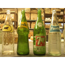 Antigua Botella Gaseosa 7 Up