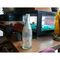 Antigua Botella De Gaseosa Oasis