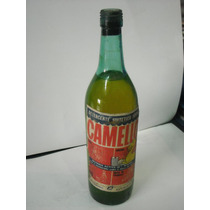 Antigua Botella Detergente Camello Llena De 920 Cm3