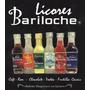 Miniaturas Licores Bariloche, Estuche 6 Miniaturas Surtidas