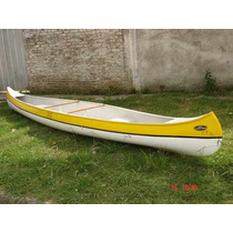 Canoa Mohicano De Fibra De Vidrio Olympic Marine 2014 Okm