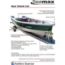 Max Truck 530 Seamax - Tracker