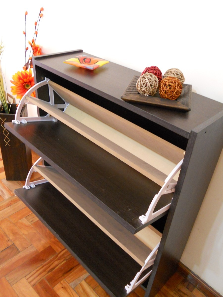 Hacer mueble zapatero dise os arquitect nicos for Mueble zapatero leroy merlin