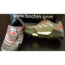 Botines Bochin Papi Niño Zapatilla Futbol Infantil Talle 29