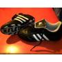 Botines Adidas Con Tapones Para Cancha De Once