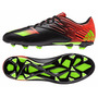 Botines Adidas Messi 15.3 Fg Ag Black/green /red Talle 40