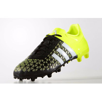 Botines Adidas Ace 15.3 Fg-ag Con Tapones