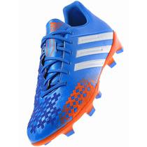 Botines Adidas Predator Lz Trx Fg Pride Blue/orange 2015