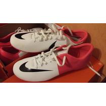 Botines Nike Mercurial Victory 3 Fg (nuevos!!)