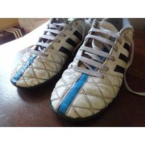 Botines Adidas Papi Talle 34 Usados 23 Cm Suela (quilmes)