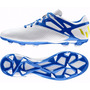 Botines Adidas Messi 15.3 Fg Ag White / Blue / Core Black